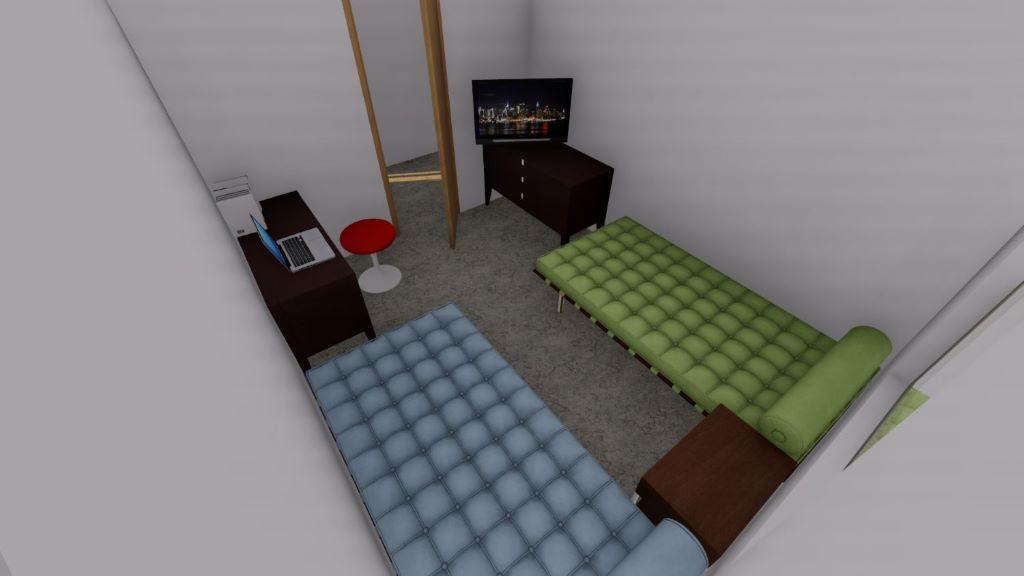 Admiral - dvokrevetna soba kopija_1024px